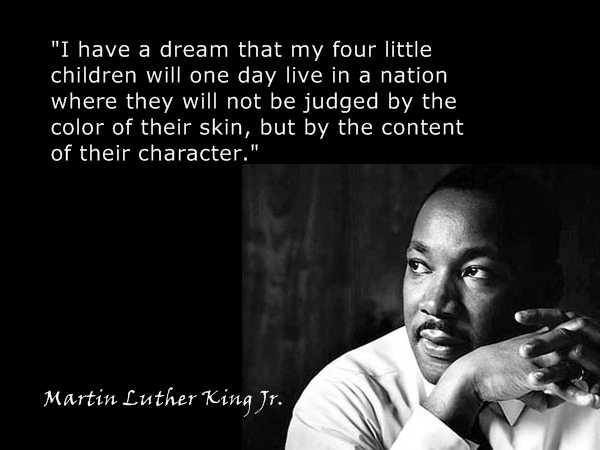 "the dream of martin luther king, jr. | ""i have a dream that … 